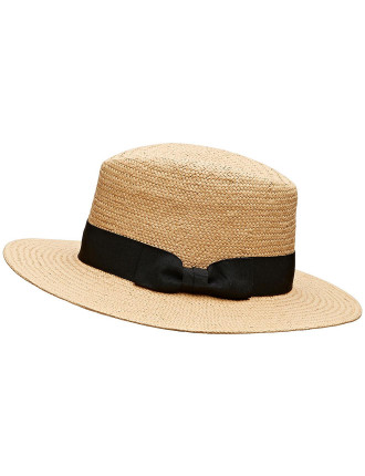 Bow Trim Fedora