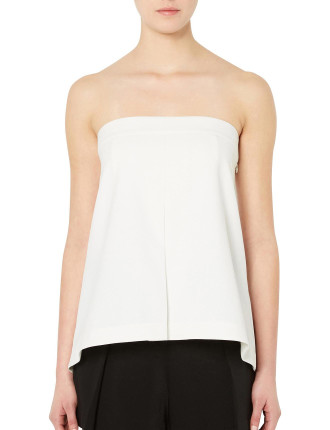 Shift Strapless Top