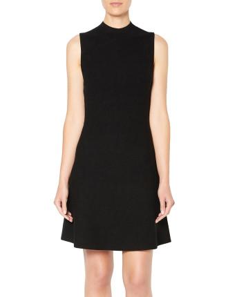 A Line Knit Dress