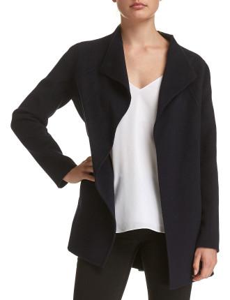 Kayla Funnel Coat