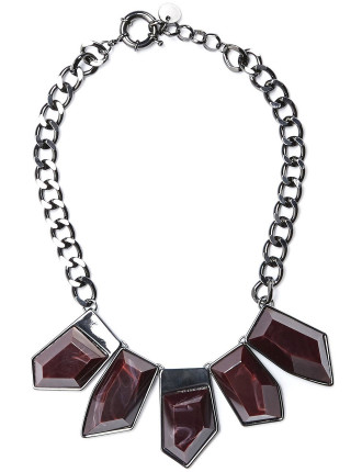 Petrea Jewel Necklace