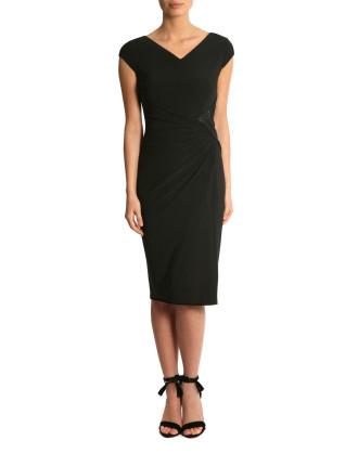 Twist Jersey Dress Wj05488