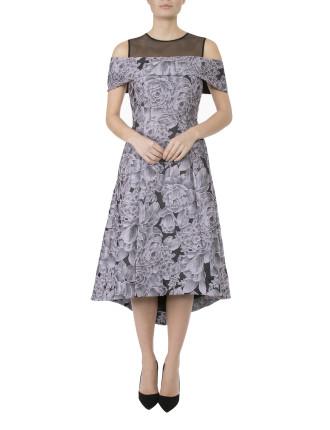 Jacquard Dress La06484