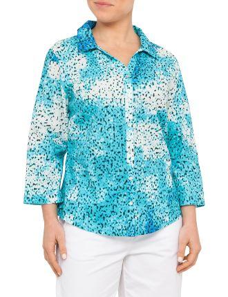 Button Through Shirt
