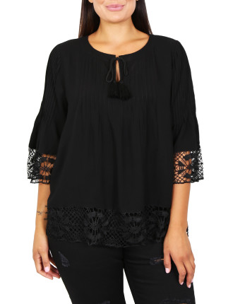Wednesday Blouse