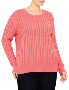 CABLE DETAIL JUMPER WITH BUTTON DETAIL $119.00