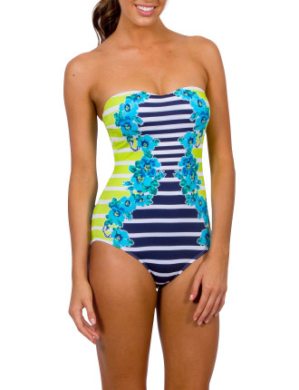 Connections Bandeau Cup One Piece