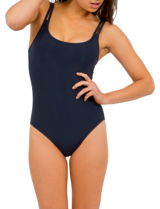 Vision Double Strap One Piece
