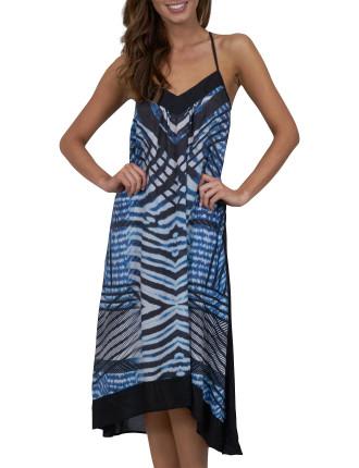 Magnitude Maxi Dress
