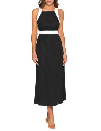 Classique Maxi Wrap Dress
