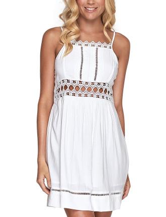 Noveau Shoestring Sun Dress
