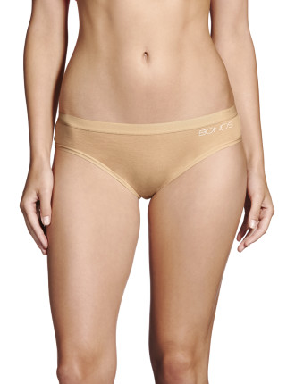 Cotton Naturals 100% Cotton Full Bikini