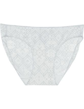 Nplp Tactel Print Bikini