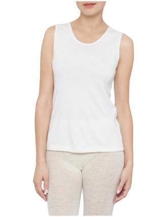 THERMAL Pure Merino Wool S/L Vest