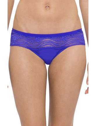 Infinite Lace Hipster Brief