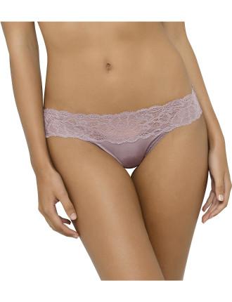 Seductive Comfort with Lace Bikini