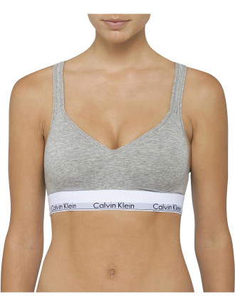 MODERN COTTON BRALETTE LIGHTLY LINED