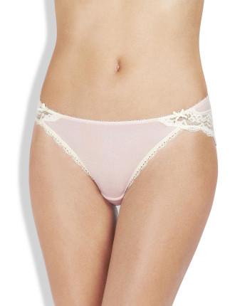 Modal With Lace Bikini