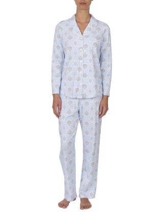 Katrina Long Sleeve Pyjama set