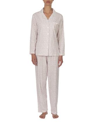 Nina Long Sleeve Pyjama Set