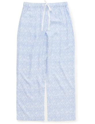 Tribal Blue Pj Pants