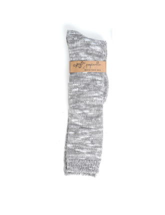 Soft Knit Bed Socks