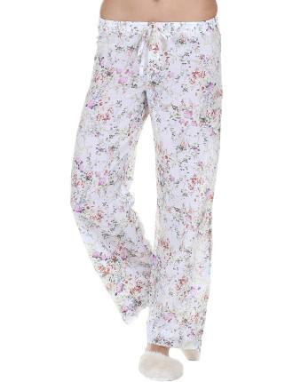 Yolly Floral Full Length Pants