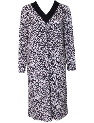 Leopard Sleep Dress