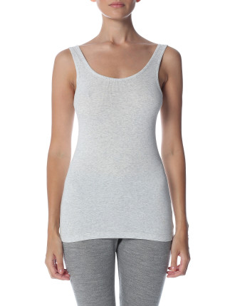 Basic Singlet Cotton Modal