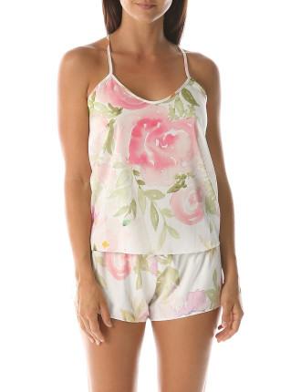 Fleur Camisole Set