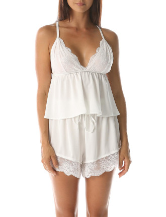 Cartia Camisole Set