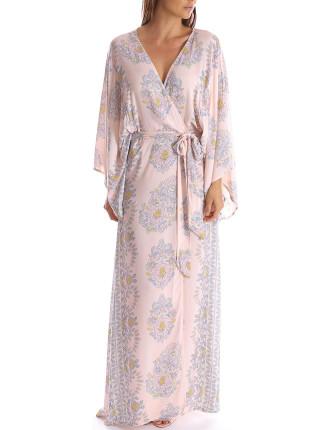 Harlow Long Kimono Robe