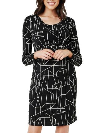 Linea Nursing Dress
