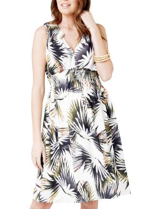 Zanzibar Day Dress