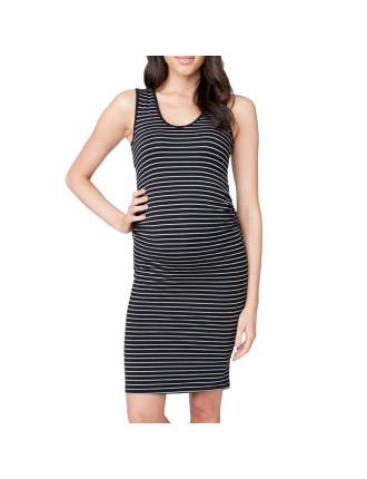 Mia Stripe Tank Dress