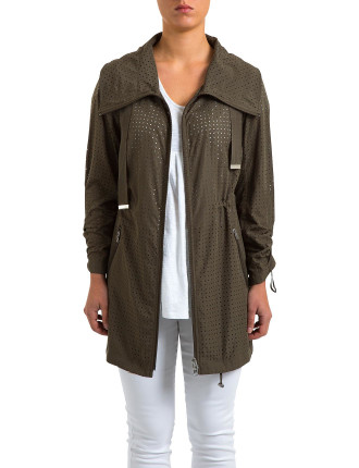 Cut Out Anorak
