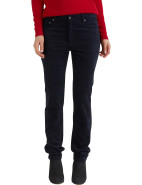 MINIMAL MOVEMENT VELVET STRAIGHT LEG JEAN $119.00