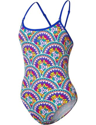 Morocco Convertible Back One Piece