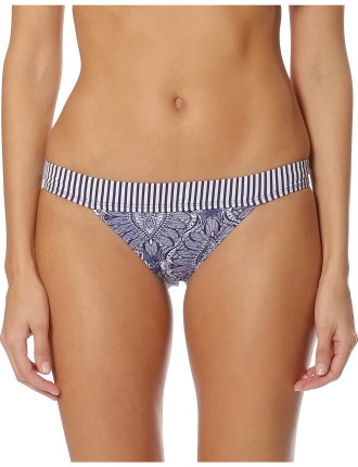 Nomad Banded Cheeky Pant