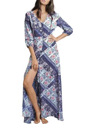 Desert Folk Maxi Dress