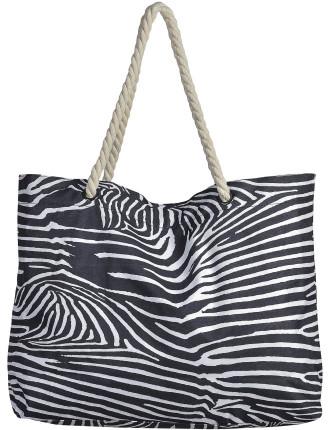 Safari Oasis Beach Bag