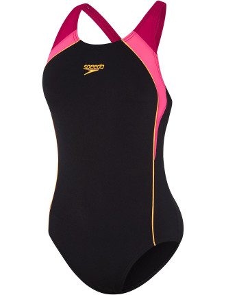 Womens Swim Fitness Image Uplift One Piece