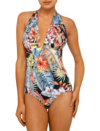 Jantzen The Royal Hawaiian Farrah Halter 1pc $179.95