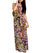 Wonderland Ruffle Maxi Dress $379.00