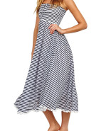 Cotton Candy Seaside Libby Dress $109.95
