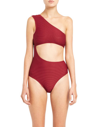 Bend One Shoulder One Piece