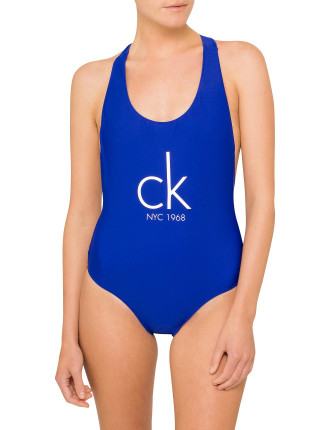 Cheeky Racer Back One Piece