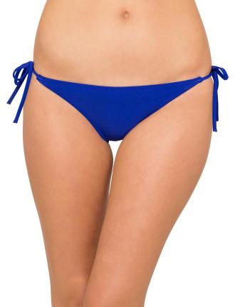 String Side Tie Bikini