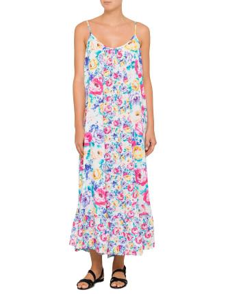 Self dress summer bodice dress