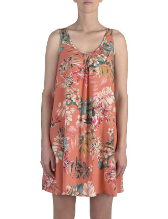 Chilli Island Life Swing Dress